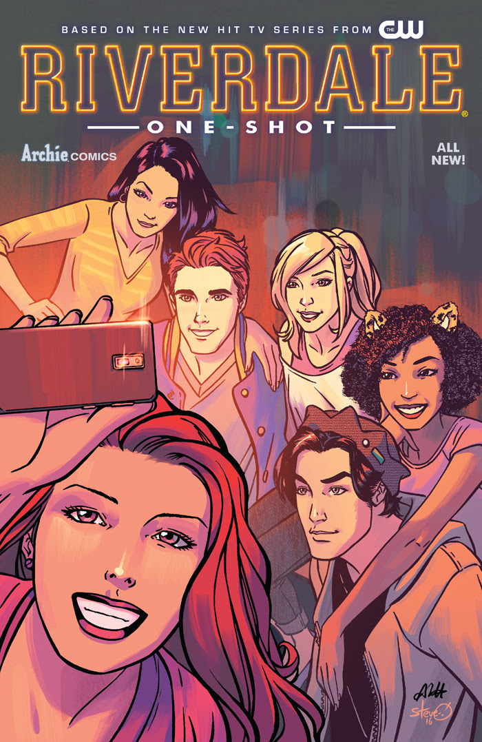 Riverdale One Shot Cover