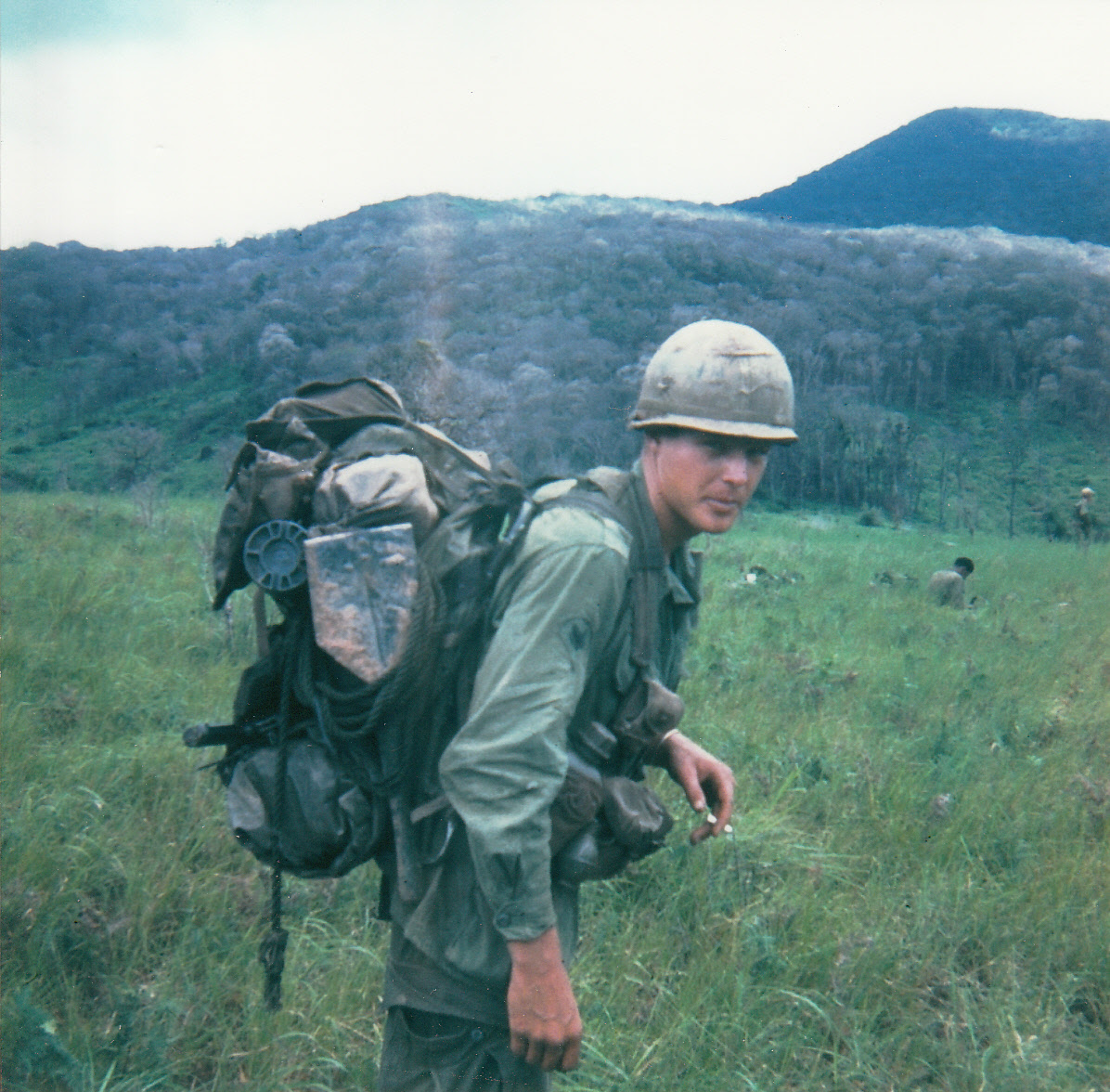 What did Vietnam Soldiers carry? | Charlie Company Vietnam 1966-1972