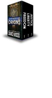 Dane Maddock Origins: Omnibus 2 by David Wood