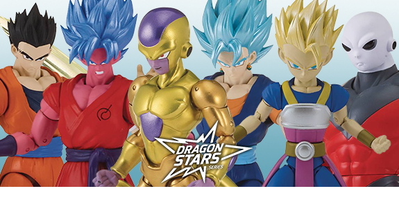 DRAGON BALL DRAGON STARS