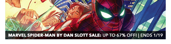 Marvel Spider-Man by Dan Slott Sale: up to 67% off! | Ends 1/19