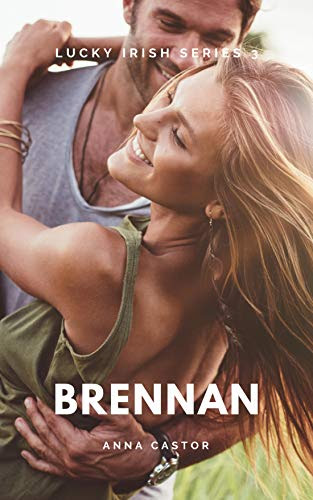 Cover for 'Brennan (Lucky Irish Series Book 3)'