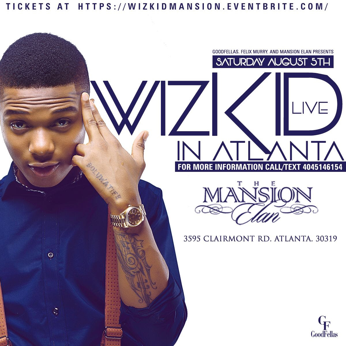 %name WIKID Live in Atlanta, Saturday August 5th