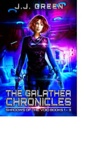 The Galathea Chronicles Box Set: Books 1–3 by JJ Green