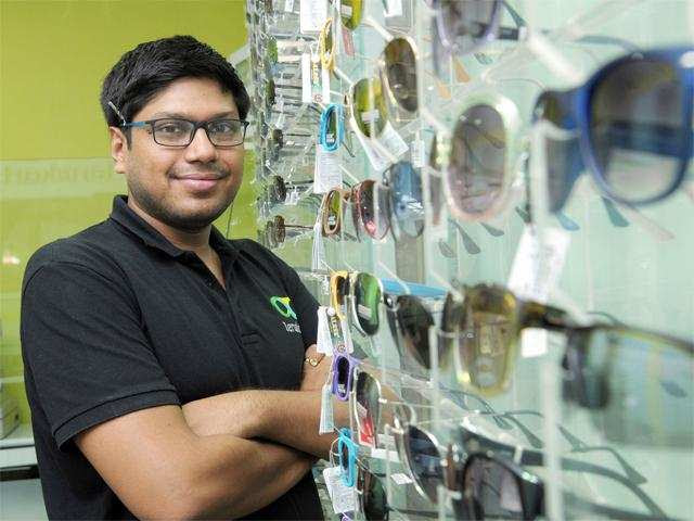 Online eyewear retailer Lenskart to invest about Rs 60 crore to set up a manufacturing facility in the country in the next three to six months - Times of India