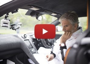 VIDEO: DAMON HILL TALKS FLAT-OUT AND FEARLESS