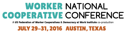 Worker Cooperative National Conference 2016