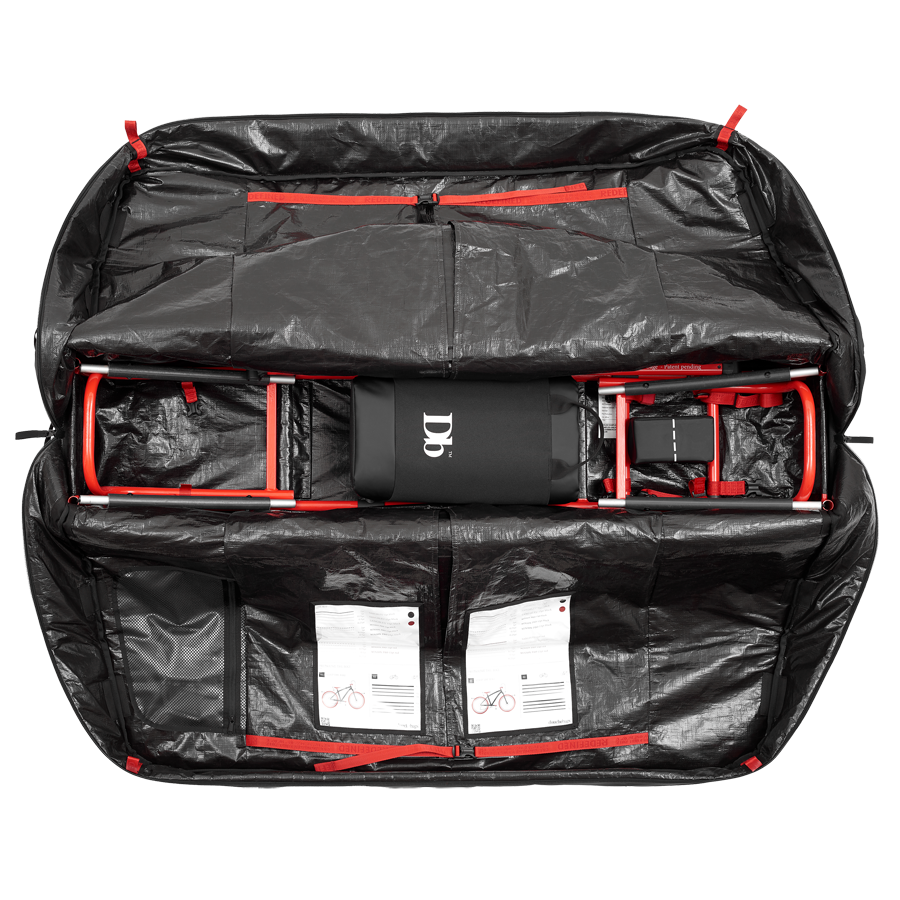 The Savage Bicycle Travel Bag From Db Equipment