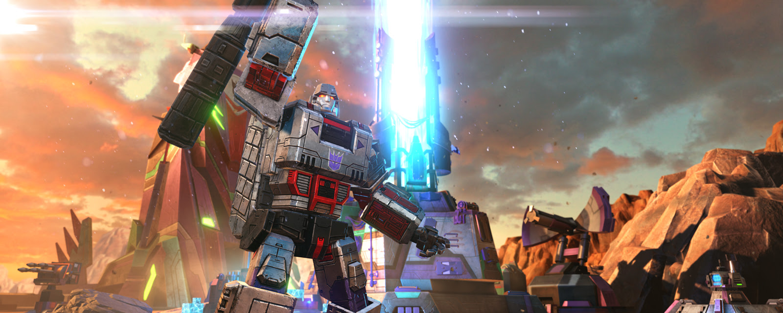 transformers: earth wars event - moonbase