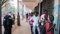 República Centroafricana ha celebrado recientemente sus elecciones.