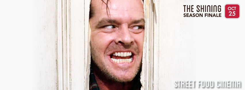 Street Food Cinema Event: 'The Shining'