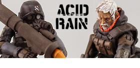 ACID RAIN: AGURTS INFANTRY, BUCKS TEAM