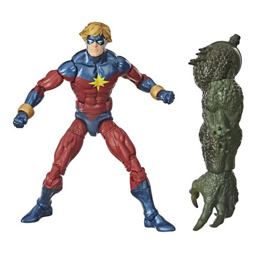 Image of Avengers Video Game Marvel Legends 6-Inch Captain Mar-Vell Action Figure - (BAF Abomination) - MAY 2020