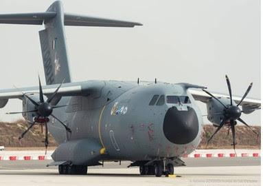 Airbus A400M Atlas French AF,(Armee de L'Air) F-RBAL,'Touraine' 'Ville de Orleans- Bricy (die-cast) | is due: January / February 2020