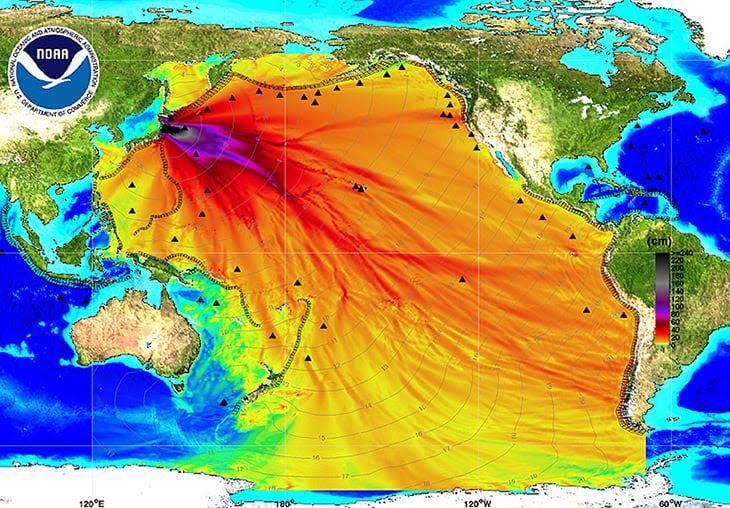 Fukushima Radiation Has Contaminated The Entire Pacific Ocean (And It's Going To Get Worse) thumbnail