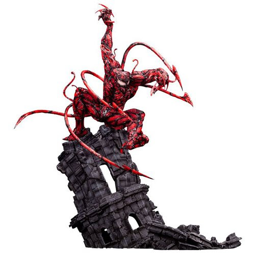 Image of Marvel Universe Maximum Carnage Fine Art 1:6 Scale Statue - MARCH 2021