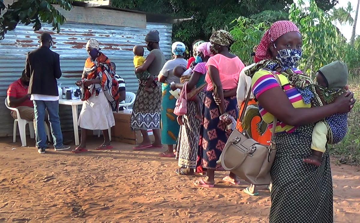 mobile clinic mozambique