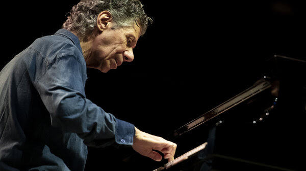 Chick Corea, seen here performing in Turin, Italy, in 2018, died Feb. 9.