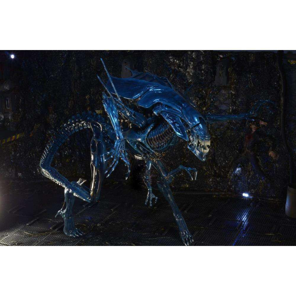 Image of Aliens Xenomorph Queen Deluxe Action Figure - FEBRUARY 2019