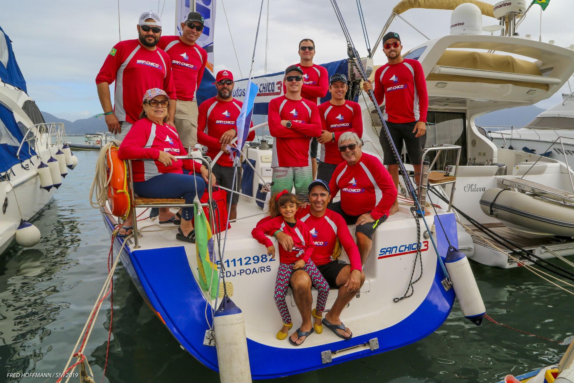 Janga Sail Talks Live destaca a trajetória náutica da família San Chico
