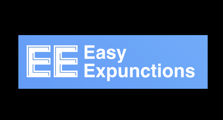 Easy Expunctions uses a patented and automated process to easily expunge a person's criminal record for much less than the cost of a lawyer.