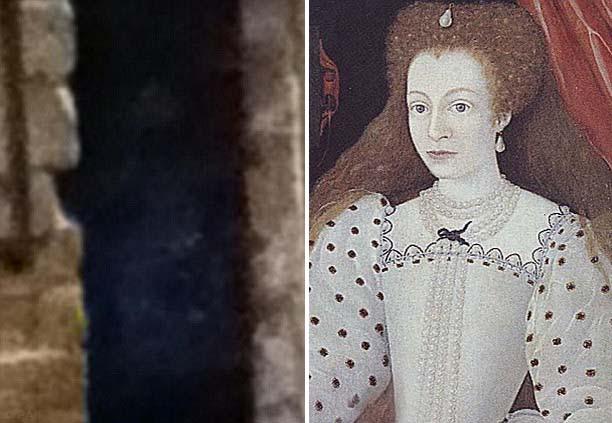 Fotografiado el fantasma de la Dama Blanca en la Abadía de Rufford