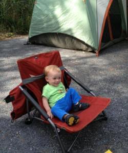 OAK NRPA Kid Camping