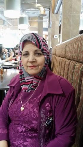 Sarnia poet Najah Shuqair