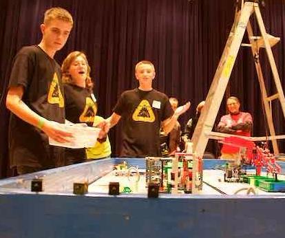 robotics tournament photo