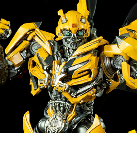 Transformers: The Last Knight DLX Scale Collectible Series Bumblebee