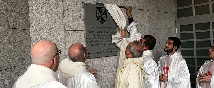 homenaje dominicos madrid
