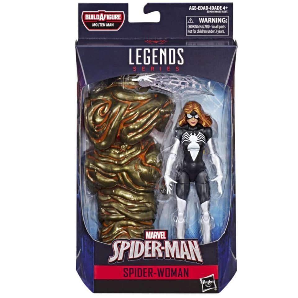 Image of Amazing Spider-Man Marvel Legends Wave 12 - Spider-Woman
