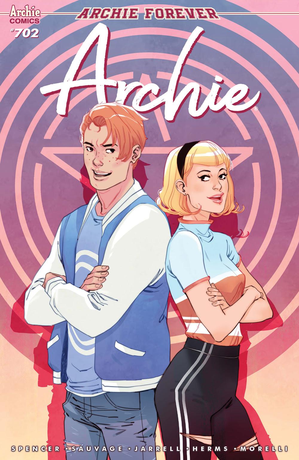 Archie #702: CVR A Sauvage