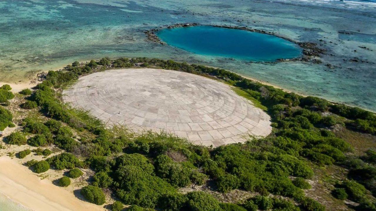 Risultati immagini per bara nucleare usa nel pacifico