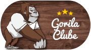 Logo GorilaClube.com.br