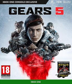Microsoft exkluzív játékok akciója – Gears 5