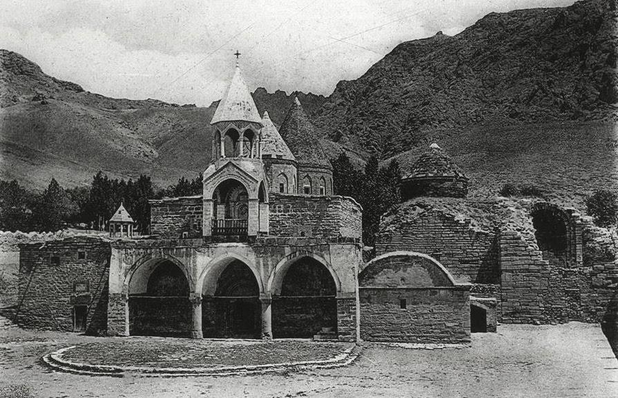 Monastery of Varak (Varaka Khatch)