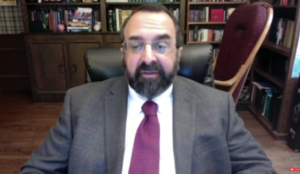 "Video: Robert Spencer on The History of [REDACTED] and ""What if the 'Islamophobes' are right?"""
