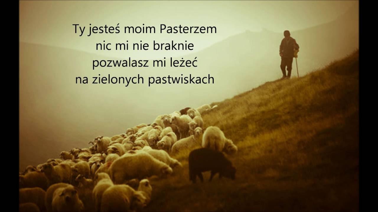 Znalezione obrazy dla zapytania PSALM 23 PO POLSKU