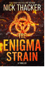 The Enigma Strain by Nick Thacker