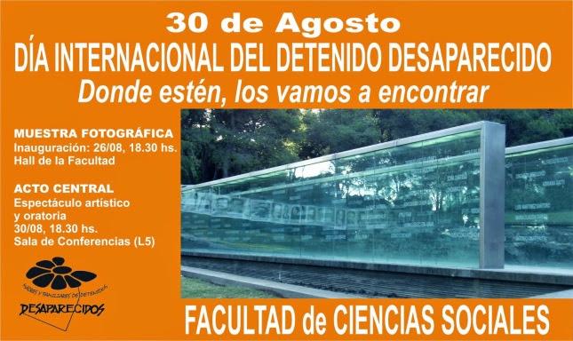 Invitación 30 agosto 2014