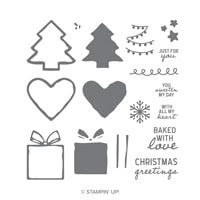 Nothing Sweeter Photopolymer Stamp Set