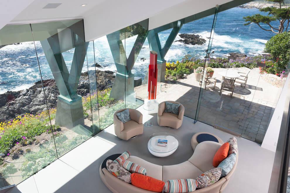 Κομψό σπίτι στην Καλιφόρνια Σχεδιασμένο από τον Eric Miller Αρχιτέκτονες (13)