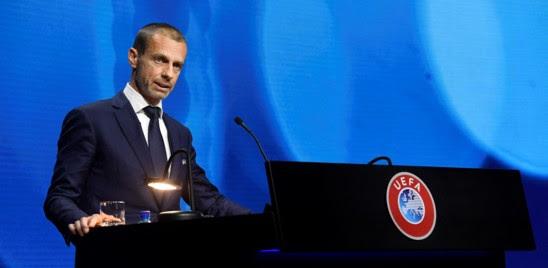 SUPER LEAGUE: ATTESA DECISIONE DELL'UEFA, JP MORGAN FA 'MEA CULPA'