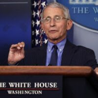 Dr. Fauci won't get away with this Trump rumor…