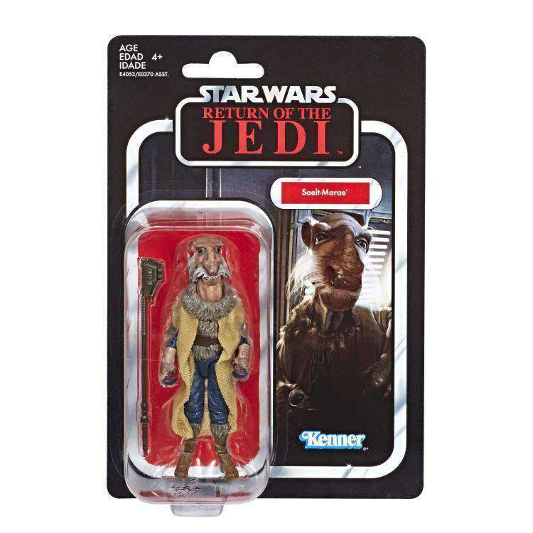 Image of Star Wars: The Vintage Collection Wave 4 - Yak Face (Return of The Jedi)