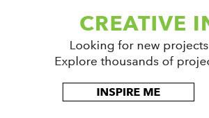 Creative Inspiration. Inspire Me.