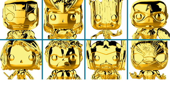 FUNKO POP! MARVEL STUDIOS 10