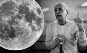 Srila-Prabhupada on moon hoax
