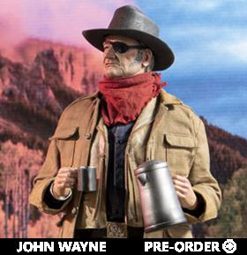 John Wayne (Deluxe Ver.) 1/6 Scale Figure